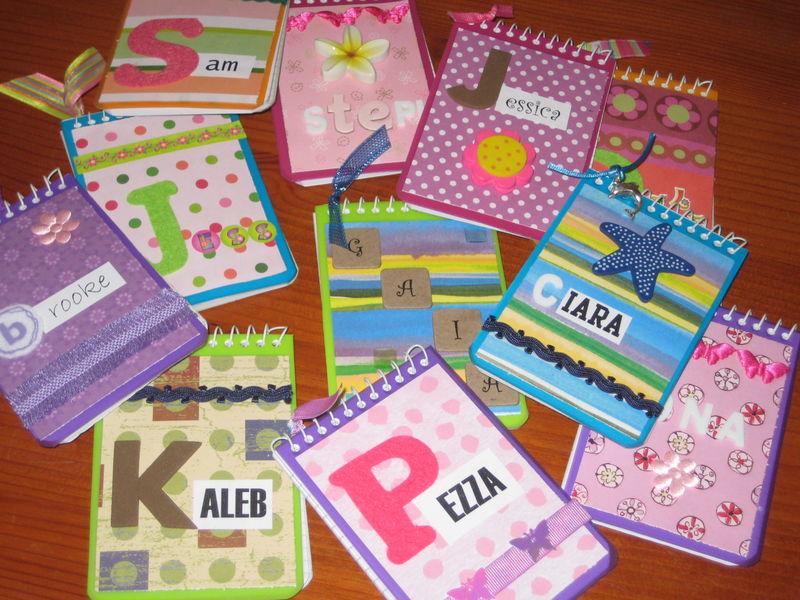 Friends Notepads