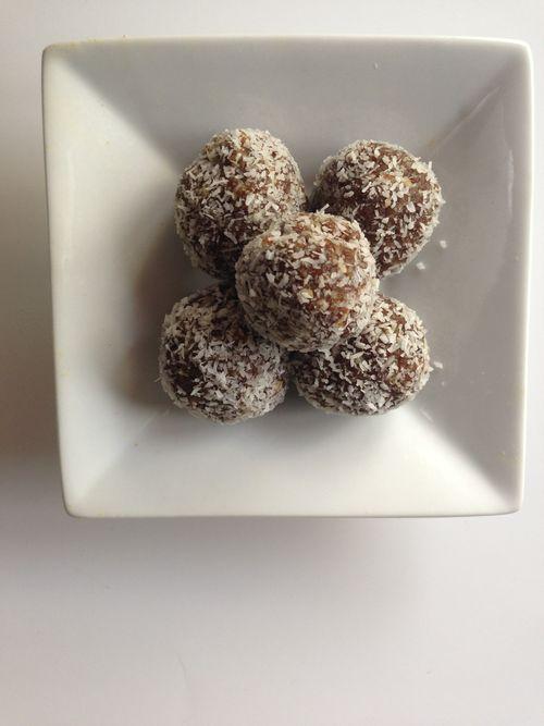 Protein balls 2