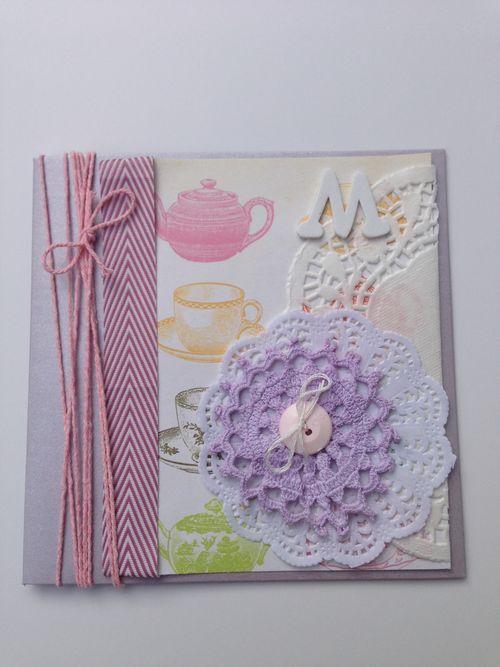 Card - Mary