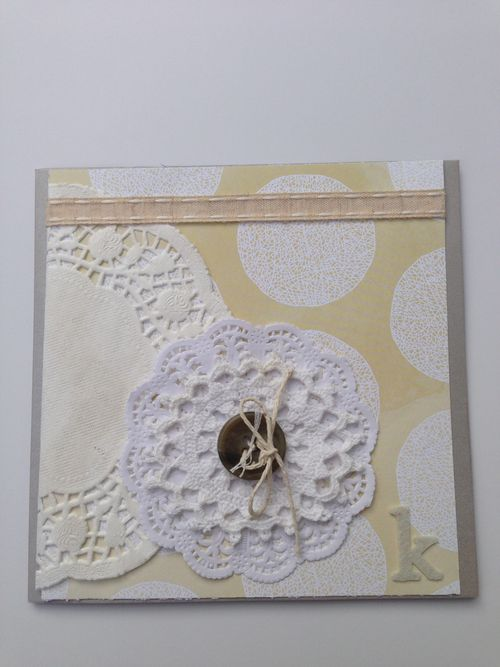 Card - Kris