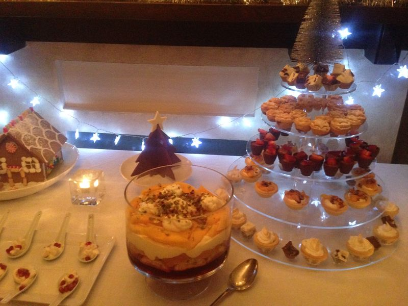 Xmas - Dessert party