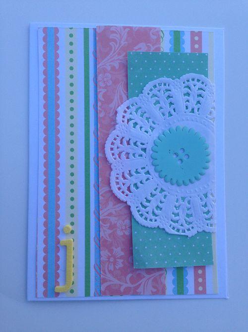 Card - Jenny