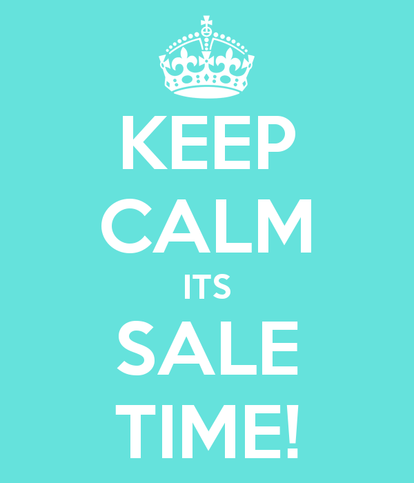 Keep-calm-its-sale-time-march