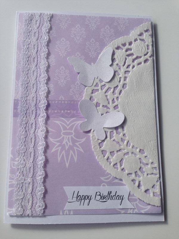 Card - Anne