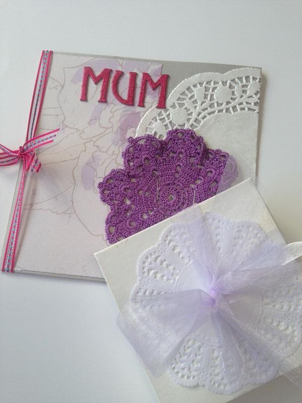 Card - Mum 90th